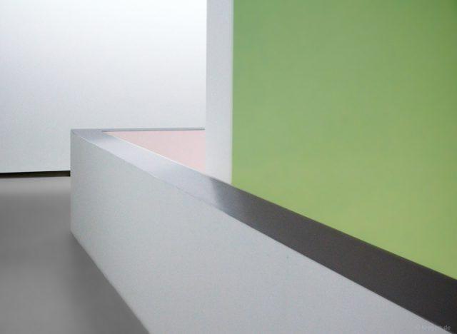 Architektur, Flächen, Farben, Harmonie